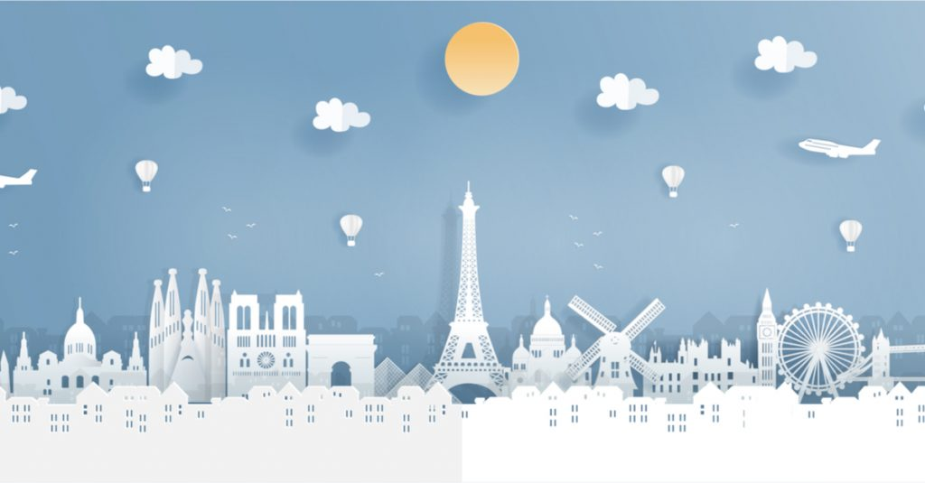 Agence lumière à Lyon en image carte postale
